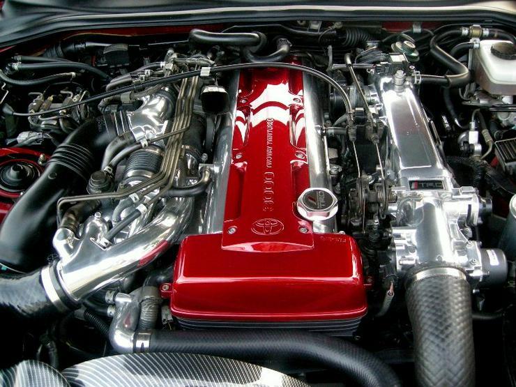 Bild 6: 1993 Toyota Supra