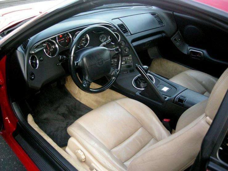 Bild 3: 1993 Toyota Supra