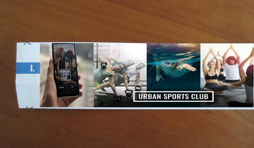 Urban Sports Club Gutschein 30 €