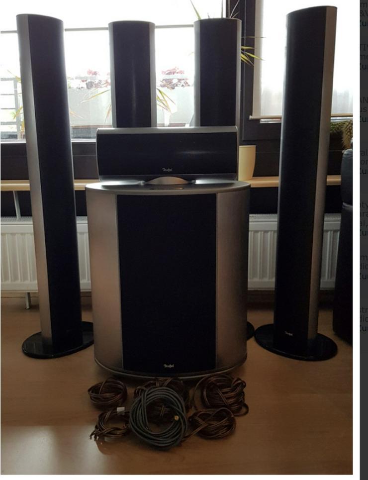Teufel / Columa 900 - 5.1 Lautsprecher Set (Gebraucht)