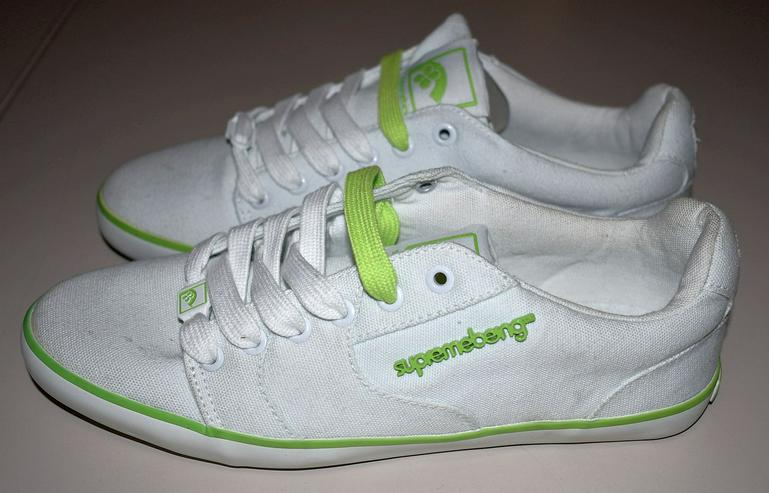 Supreme Being Sneaker Gr.38 Laufschuhe Damen Schuhe 24101900 - Größe 38 - Bild 1