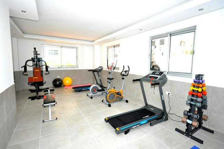 Bild 4: Türkei, Alanya. 3 Zi. Wohn. mit Hallenbad, Pool, Fitness, 402
