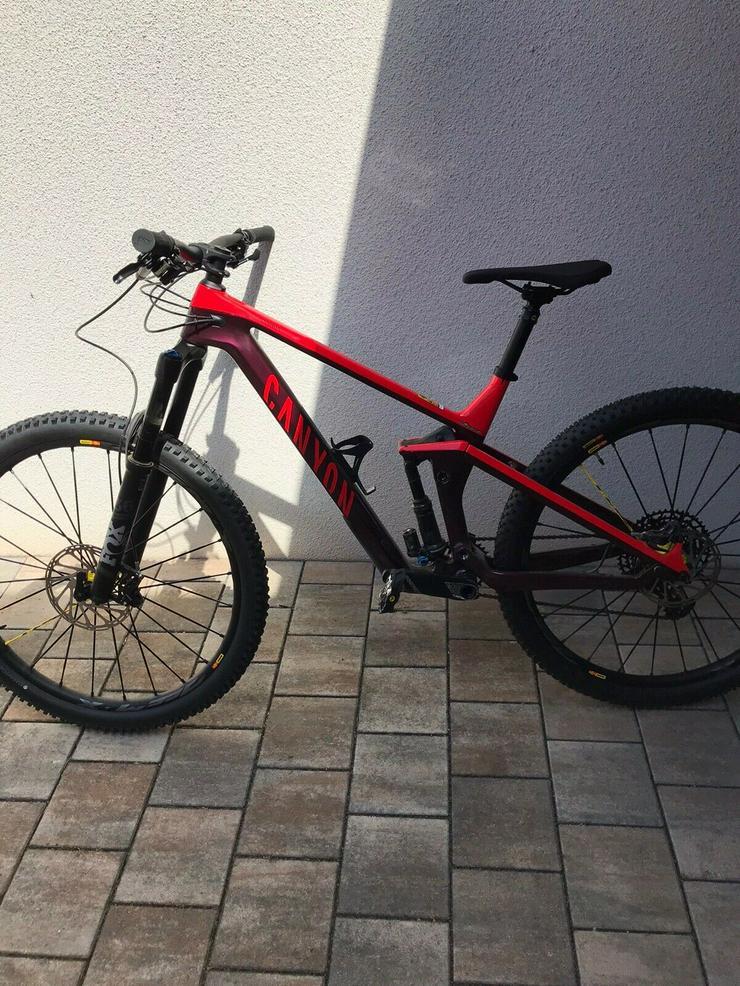 Canyon Strive CF 5.0 29 Mountainbike