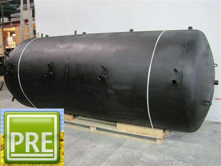 PRE Pufferspeicher 7500 L 1 WT für Heizung Solar BHKW Kamin Ofen