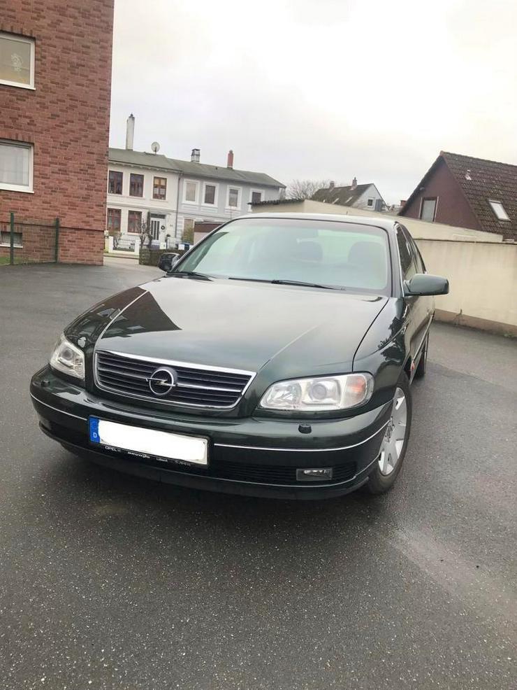 1. Hand Opel Omega B 2,2 Ltr.106 kW 16V KAT mit orginal 75819 km - Omega - Bild 1