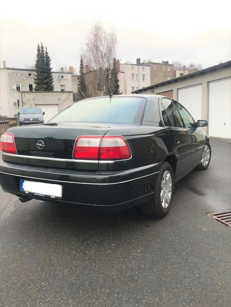 Bild 2: 1. Hand Opel Omega B 2,2 Ltr.106 kW 16V KAT mit orginal 75819 km