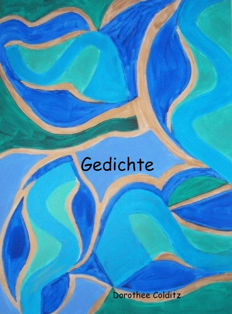 Bild 4: Ausstellung - Lebenslinien - und Gedicht-Lesung Bad Herrenalb Dorothee Colditz