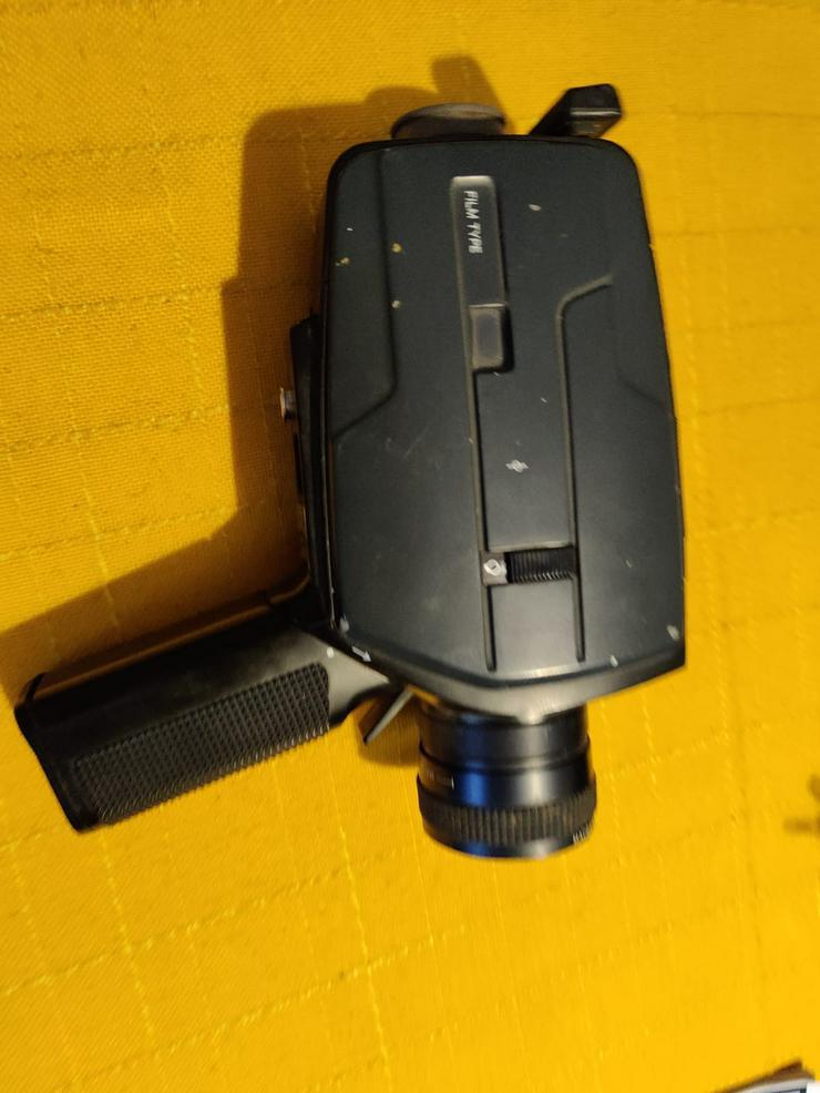 Bauer C104 Super 8 Kamera