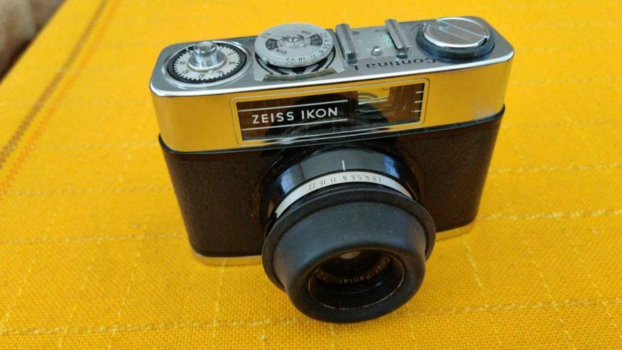 Fotoapparat Zeiss Ikon.Contins L.