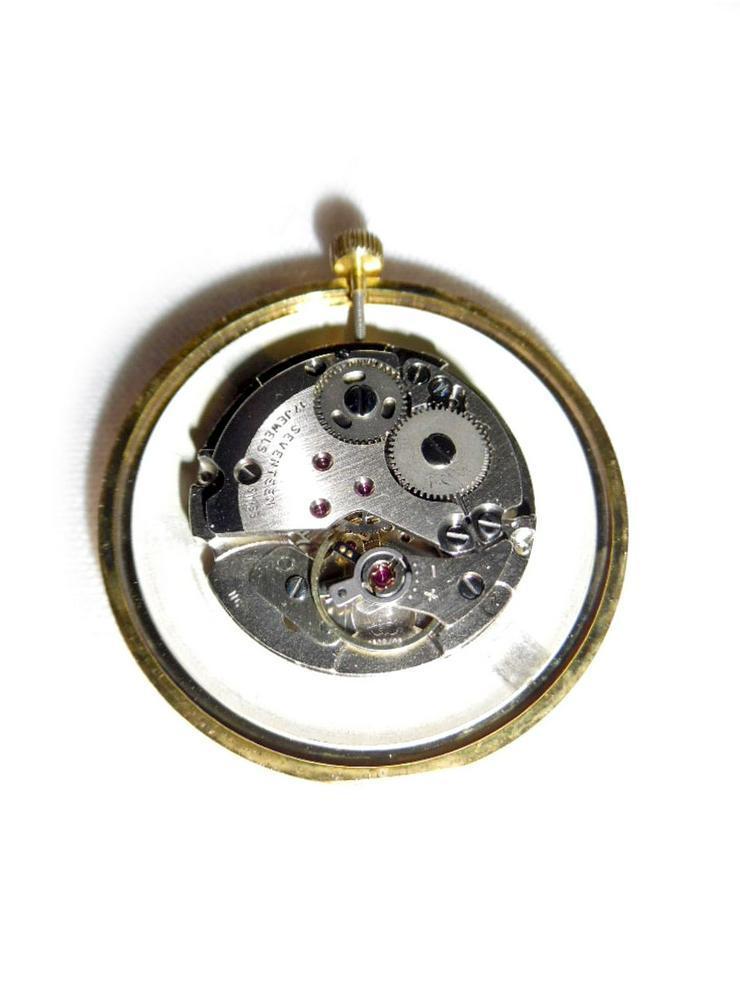 Bild 4: Kleine Taschenuhr von Callima