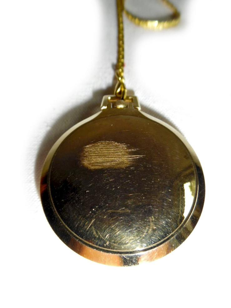 Bild 3: Kleine Taschenuhr von Callima