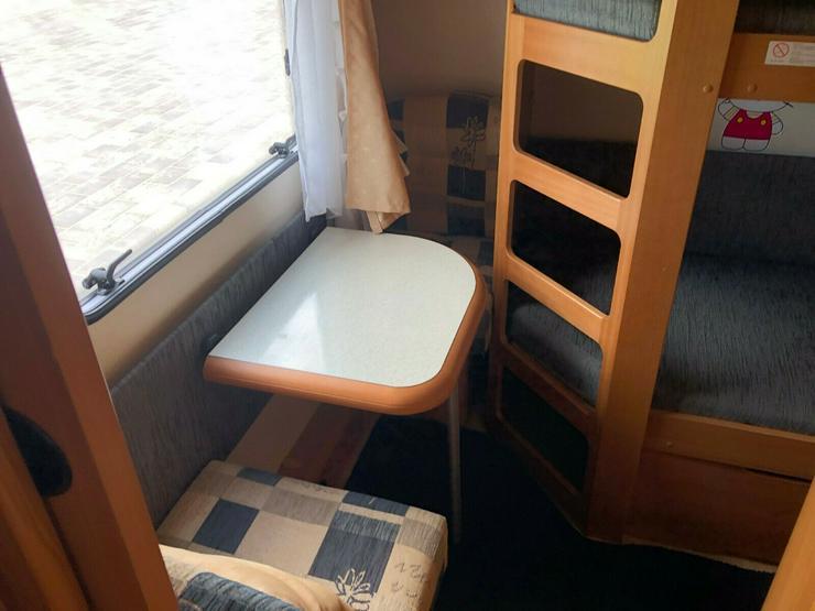 Bild 6: Wohnwagen Hobby Prestige 650 KFU BJ 2008