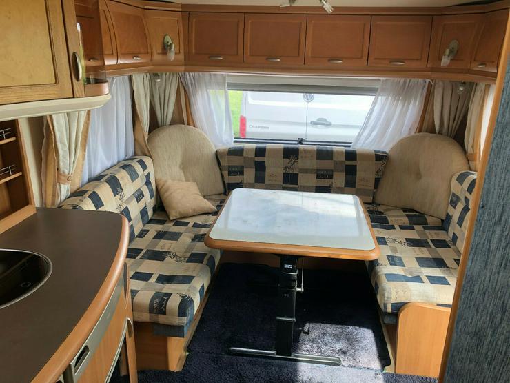 Bild 4: Wohnwagen Hobby Prestige 650 KFU BJ 2008