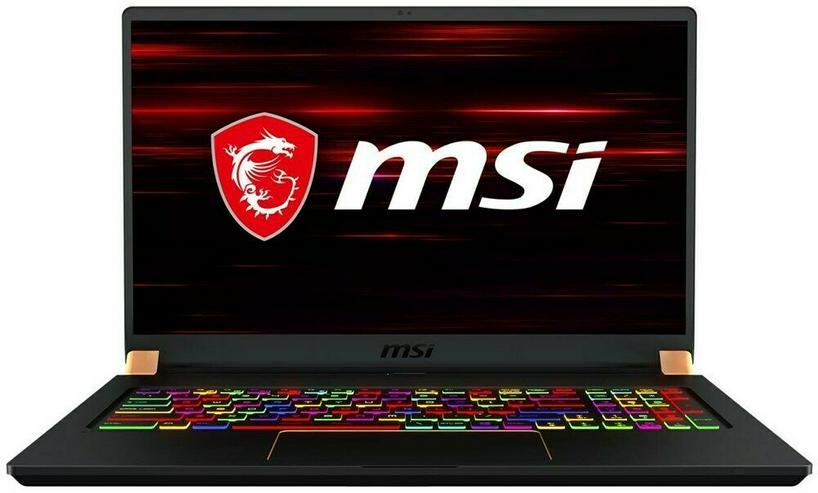 MSI GS75 10SGS-064 Stealth Core™ i9-10980HK 32 GB RAM NVIDIA® GeForce RTX™ 2...