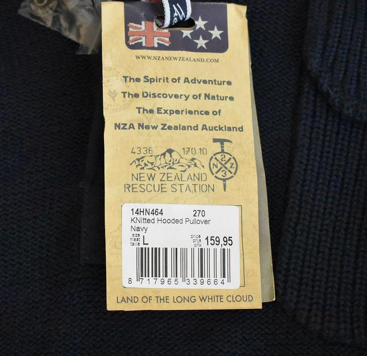 Bild 4: New Zealand Auckland NZA Gestrickte Pullover Gr.S Strick 8-1289