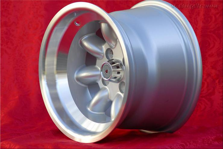 Bild 5: 4 Felgen Opel Minilite GT Kadett 9x13 ET-12