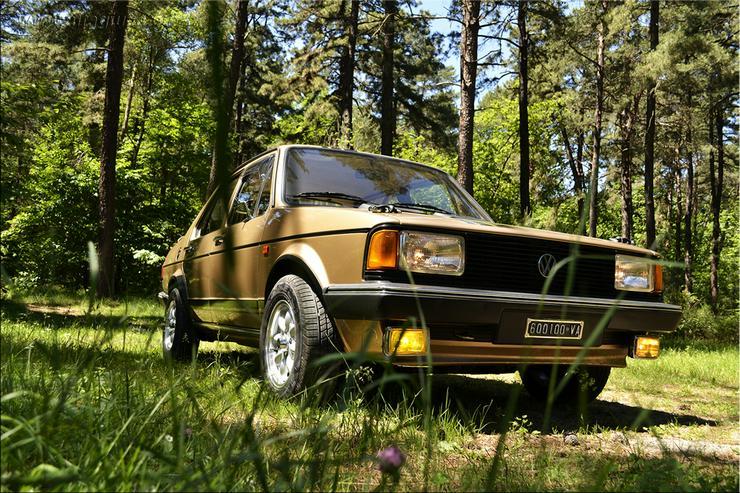 Bild 4: 4 VW Felgen Golf Polo Minilite 5.5x13 ET18 4x100