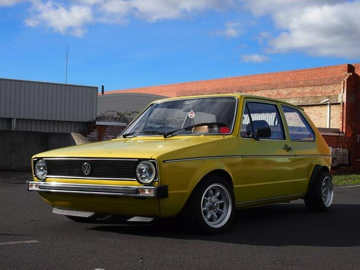 Bild 6: 4 VW Felgen Golf Polo Minilite 7x13 ET5 4x100