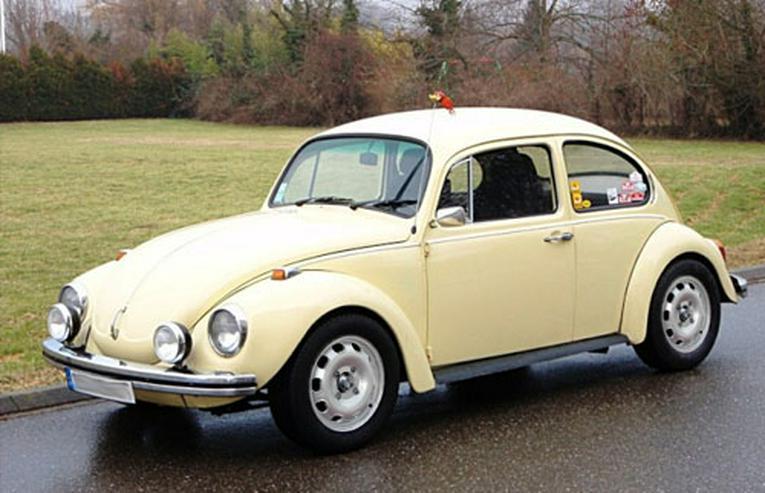 Bild 4: 4 Felgen Volkswagen 5.5Jx15 ET23 4x130 TEILEGUTACHTEN