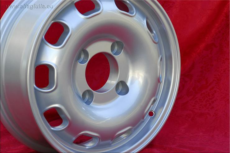 Bild 3: 4 Felgen Volkswagen 5.5Jx15 ET23 4x130 TEILEGUTACHTEN