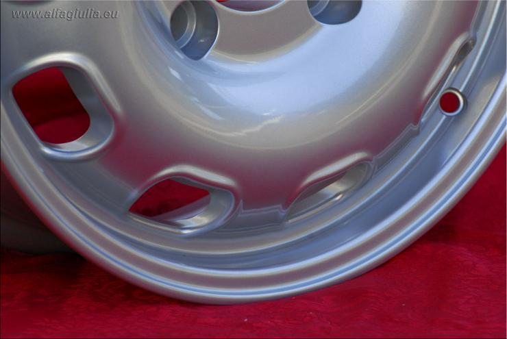 Bild 6: 4 Felgen Volkswagen 5.5Jx15 ET23 4x130 TEILEGUTACHTEN