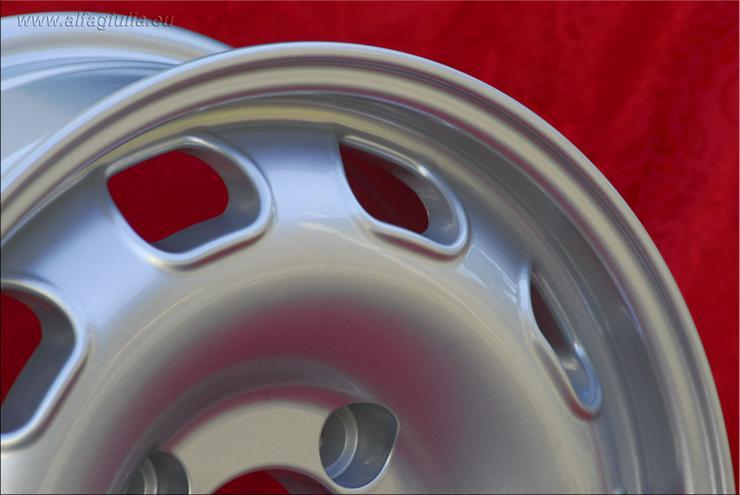 Bild 5: 4 Felgen Volkswagen 5.5Jx15 ET23 4x130 TEILEGUTACHTEN