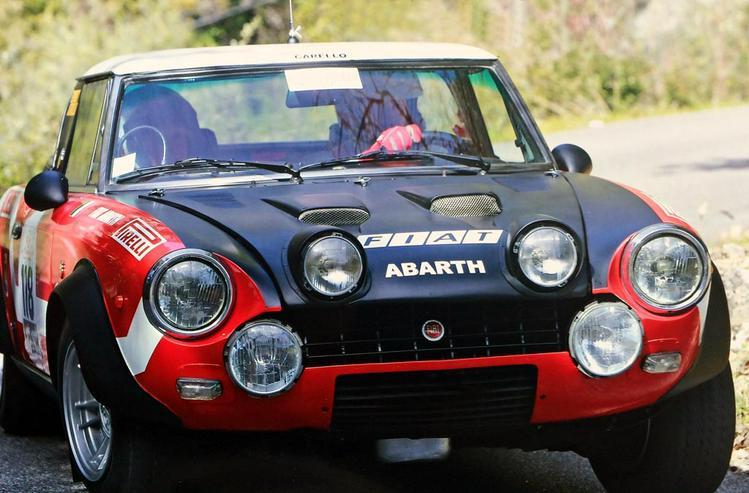 Bild 4: Fiat Cromodora CD66 Felgen 2 Stk. 7x13/2 Stk. 8x13