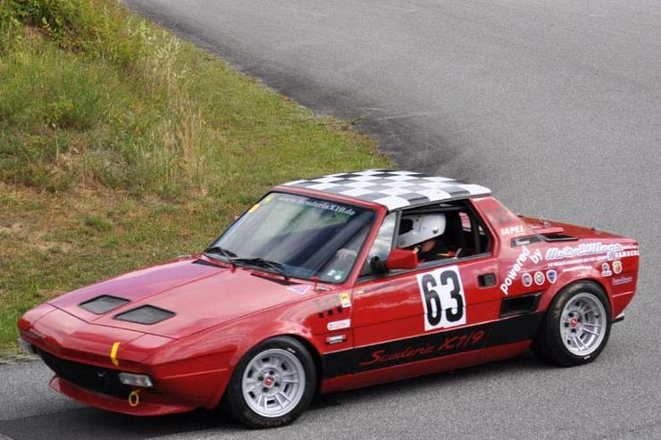 Bild 6: Fiat Cromodora CD66 Felgen 2 Stk. 7x13/2 Stk. 8x13