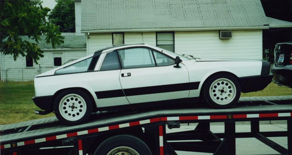 Bild 4: 4 Stk. Felgen Alfa Romeo GTV Fiat 124 131 7x15 ET25 4x98 TUV