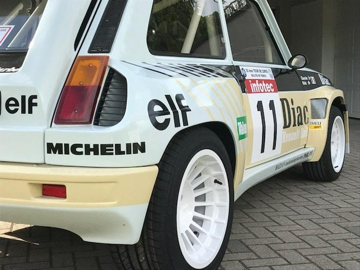 Bild 6: 4 Stk Felgen Renault 5 Turbo MAXI 7.5x15 9.5x16 Lk.4x98 NEU