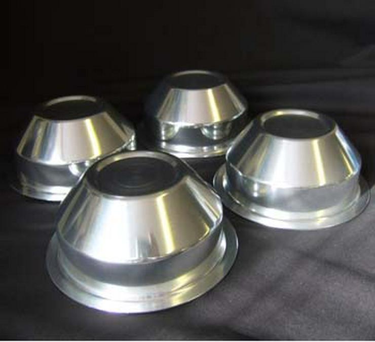 Bild 3: 4 Stuck. Rader Minilite Style SAAB 95 96 V4 5x15