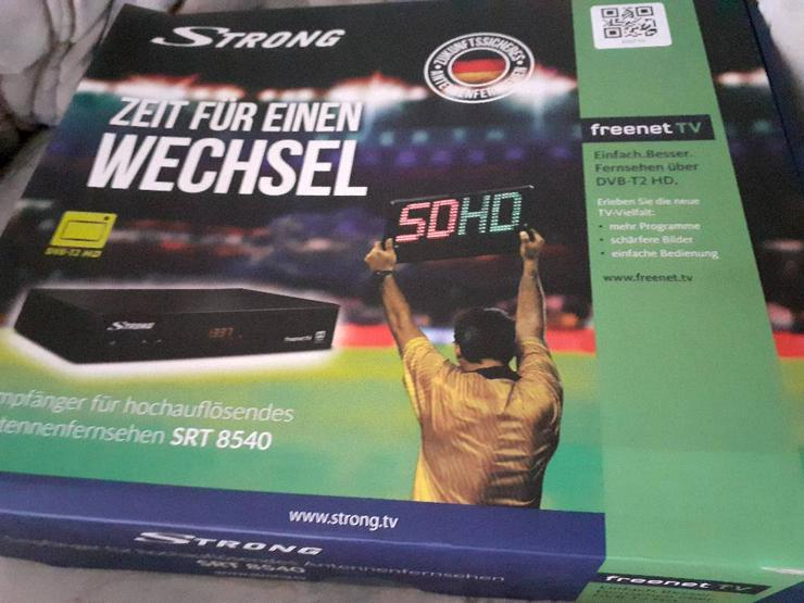 Bild 3: SRT 8540 Reseiver DVBT II Gebraucht
