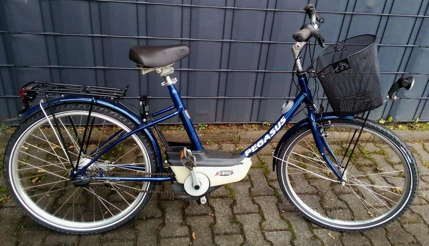 Damen-Elektrofahrrad, Marke Pegasus 26 Zoll , defekt ,5 G-Nabenschaltung  - Elektro Fahrräder (E-Bikes) - Bild 1