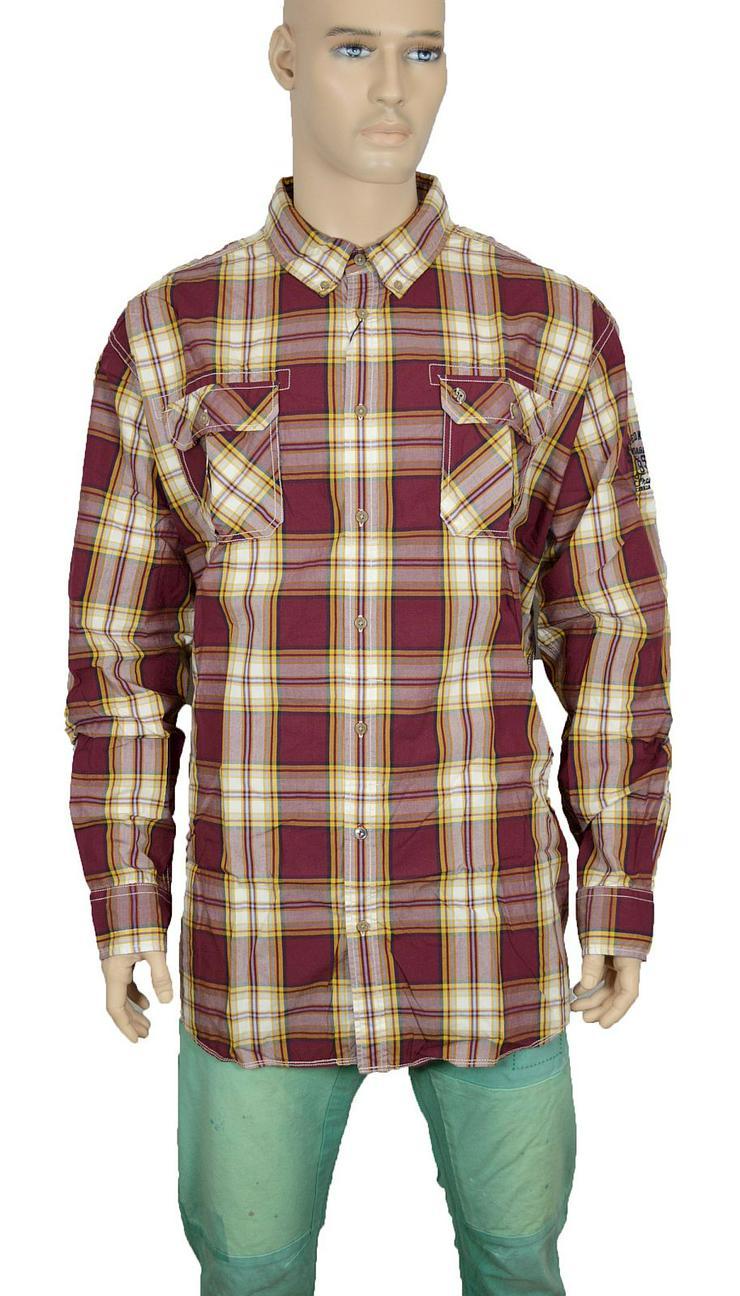 Arqueonautas Hemd Shirt Gr.3XL Herren Hemden Shirts 24021600 - W45-W46 / 60-62 / XXL - Bild 1