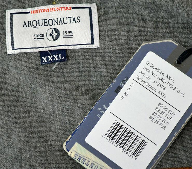 Bild 2: Arqueonautas Hemd Shirt Gr.3XL Herren Hemden Shirts 24021600