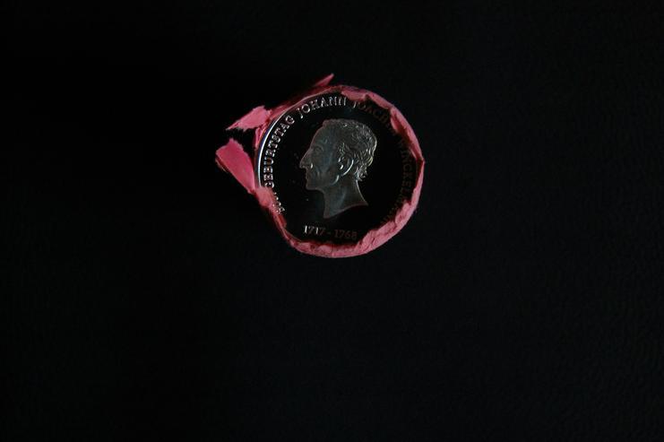 20 Euro Silber Joachim Winkelmann