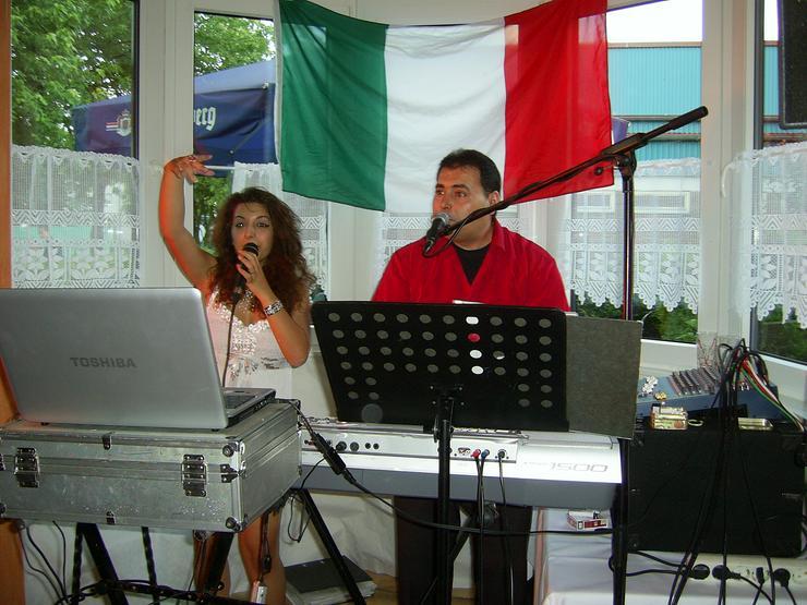 Italienisch Live Musik Internationale für jede anlässe Duociao für Tanz und Stimmung
