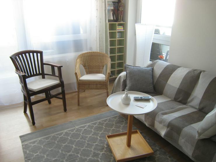 Bild 2: Möbliertes 2-Zi-Apartment mit großer Terrasse in ruhiger zentraler Lage in Feuerbach