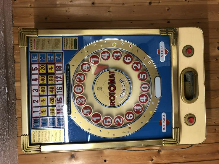 Spielautomat ROTOMAT Additor