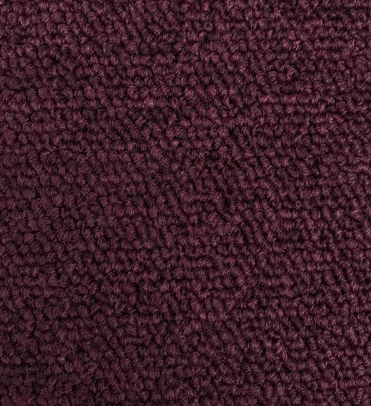 Bild 2: Heuga 727 Bordeaux Teppichfliesen in einer schönen warmen Farbe