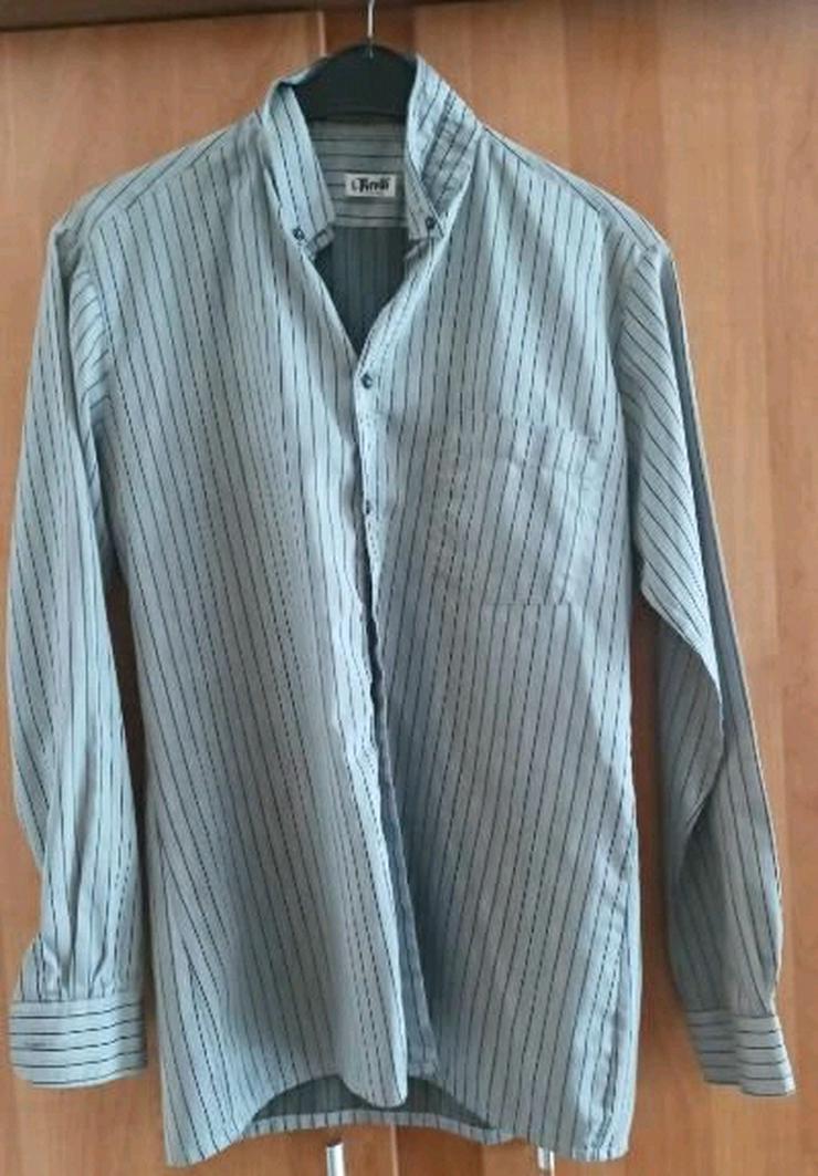 Gestreifte-Hemden