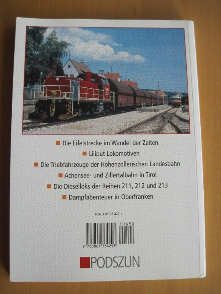 Jahrbuch 2007 Lokomotiven, für Freunde der Eisenbahn und Modellbau - Weitere - Bild 2