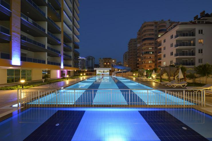 Türkei, Alanya. 3 Zi. Wohn. in einer Luxus Residence. 413