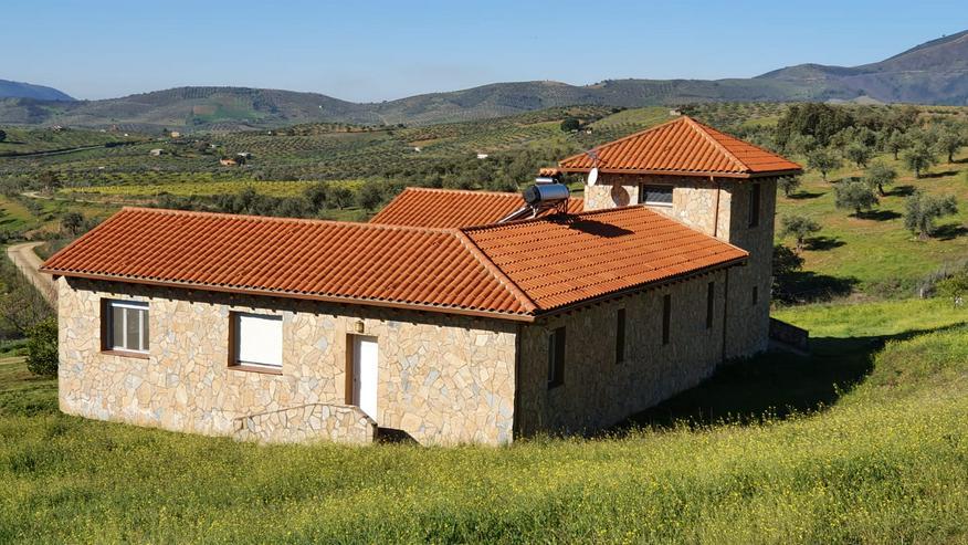 Bild 5: Kleines Landgut in coronafreier Region Spaniens