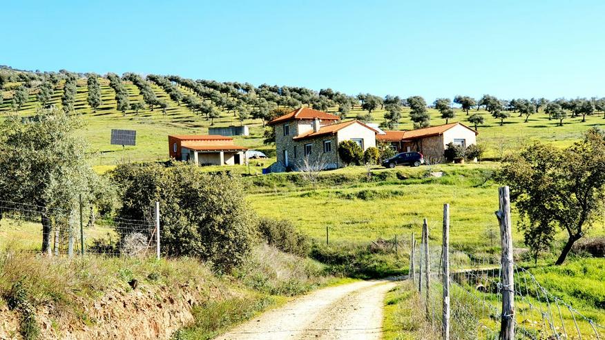 Bild 3: Kleines Landgut in coronafreier Region Spaniens