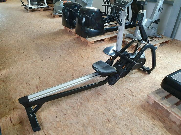 MATRIX MX16 Ruder Gerät Rower Rudern - Hantelbänke & Trainingsbänke - Bild 1