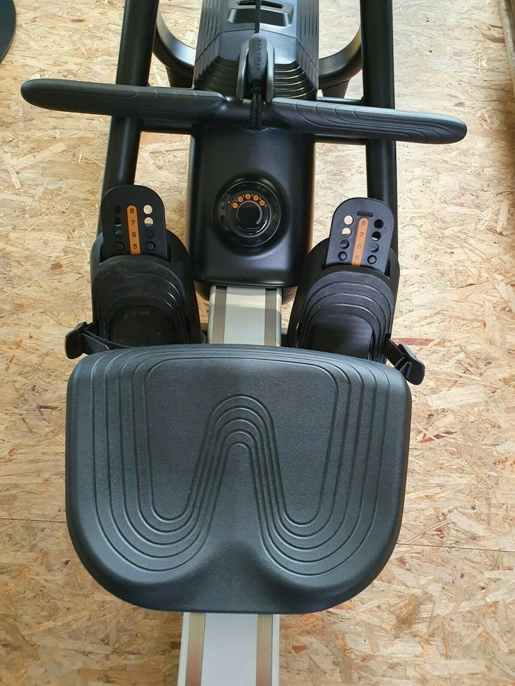 Bild 3: MATRIX MX16 Ruder Gerät Rower Rudern