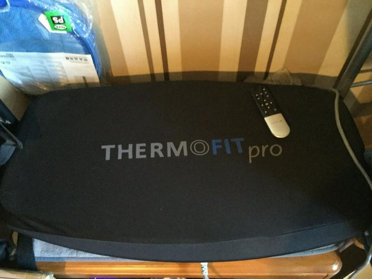 THERMOFIT Pro Vibrationsplatte , Professional Fitnessgerät