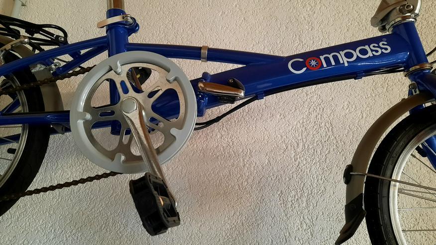 2 Reisefahrräder von Compass