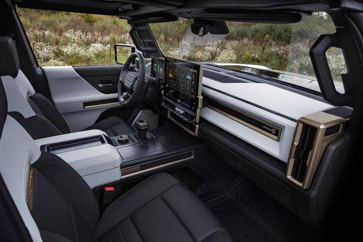 Bild 5: 2022 GMC Hummer EV!